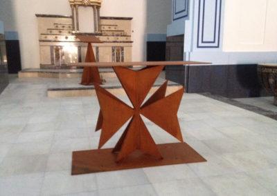 Iglesia Consuegra Toledo 2