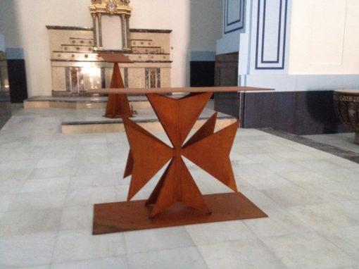 Iglesia Consuegra, Toledo